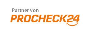 Partnerlogo der Procheck24