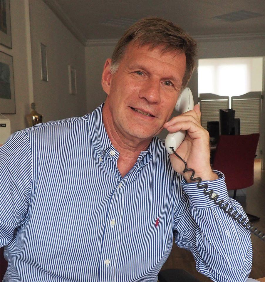 Jörg Wendland am Apparat